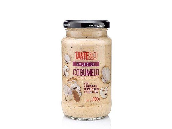Molho de Cogumelo 300g TASTE & Co