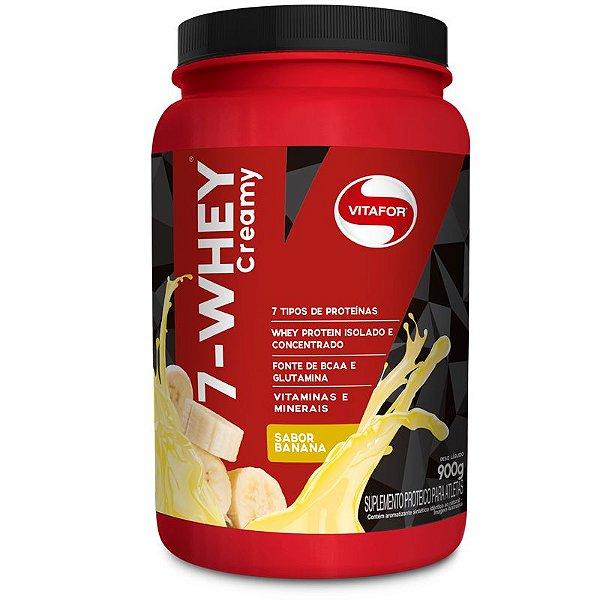 Whey protein 7-Whey Vitafor 900g Banana
