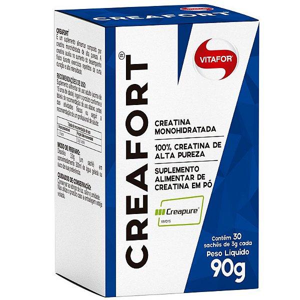 Creatina Creafort Vitafor 30 saches de 3g
