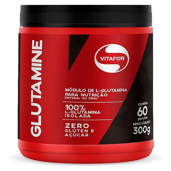 L-Glutamina Glutamine Vitafor 300g