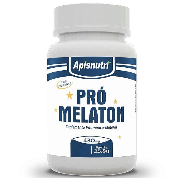 Pró melaton Apisnutri 430mg 120 cápsulas