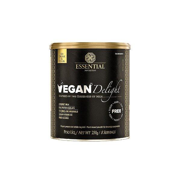 Vegan Delight leite vegetal 250g Essential Nutrition