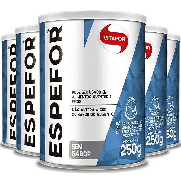 Kit 5 Espefor 250g Vitafor