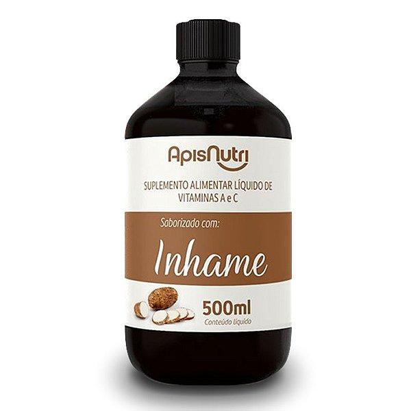 Elixir de Inhame Vitamínico 500ml Apisnutri
