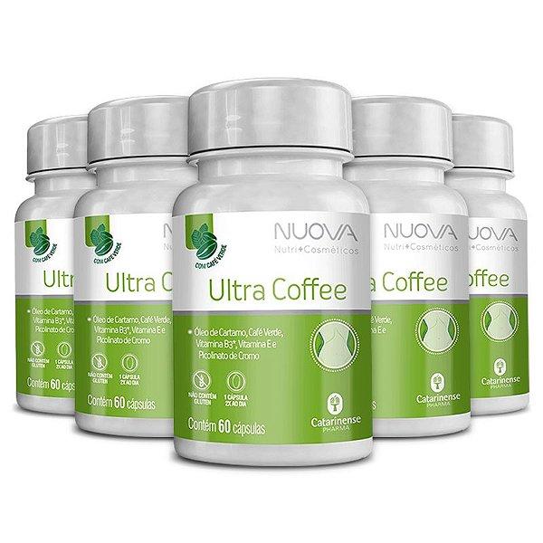 Kit 5 Nuova Ultra Coffee Catarinense 60 cápsulas