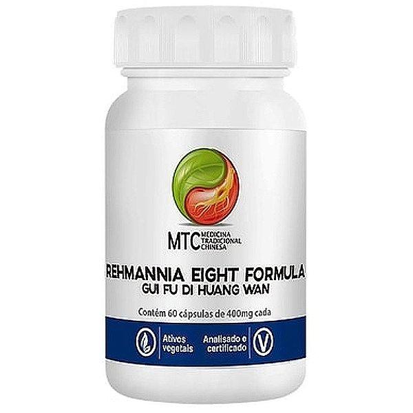 Rehmannia Eight Formula 60 cápsulas Vitafor