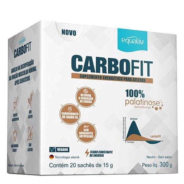 Carbofit 100% Palatinose Equaliv 20 saches
