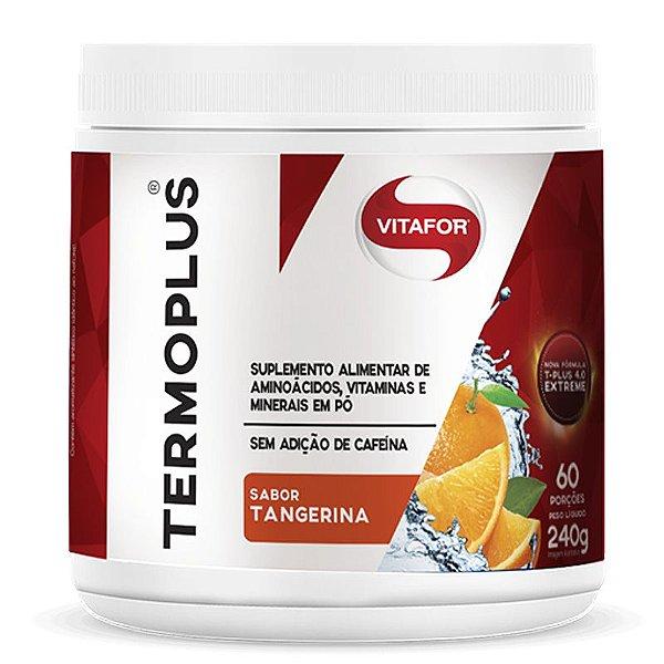 Termoplus da Vitafor 240g Sabor Tangerina