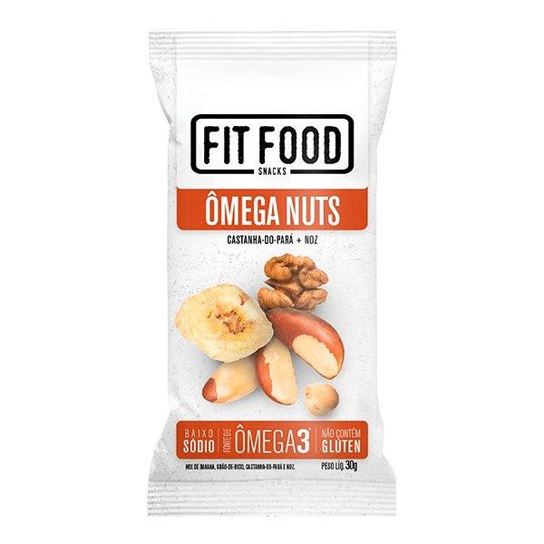 Snack Ômega Nuts FIT FOOD 30g