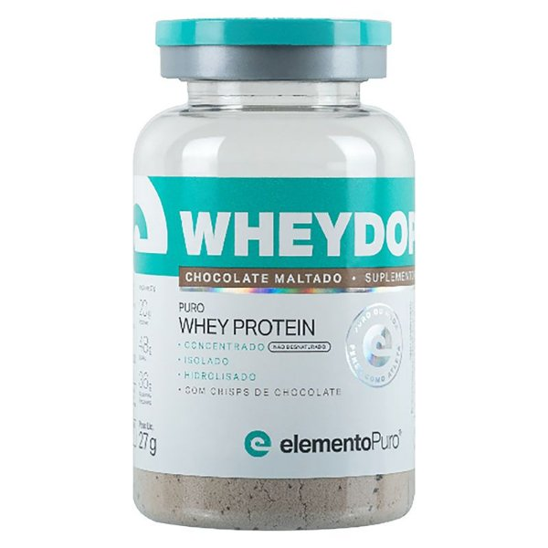 Wheydop 3W Whey Protein Monodose Elemento Puro 27g