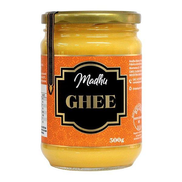 Manteiga Ghee Madhu Tradicional 500g