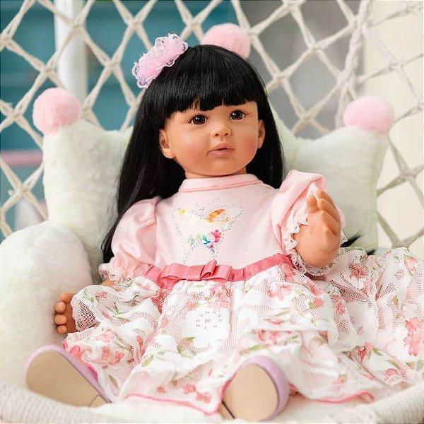 Bebê Reborn Maria Valentina