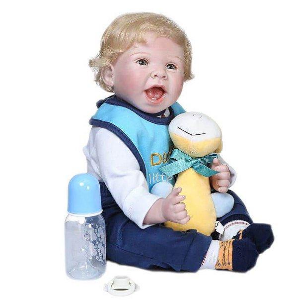 Bebê Reborn Enzo Gabriel