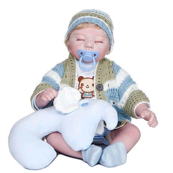 Bebê Reborn Arthur Gabriel