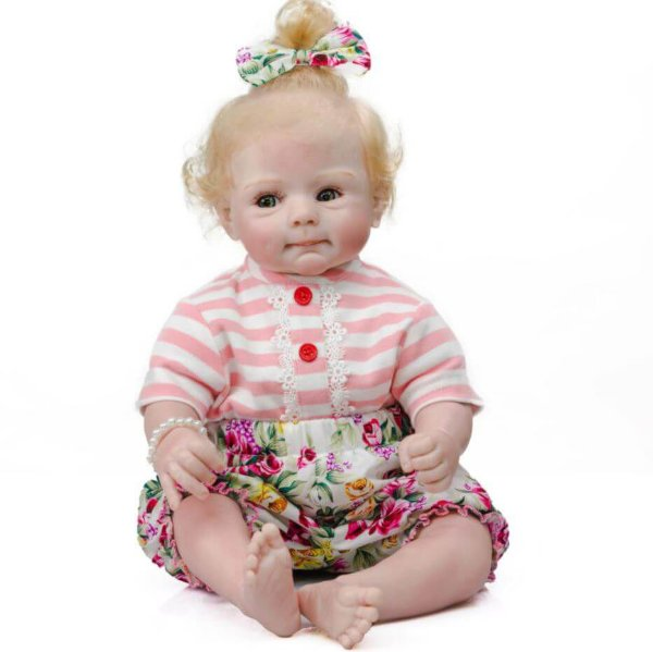 Bebê Reborn Tarsila