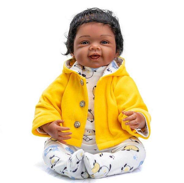 Bebê Reborn Serafim