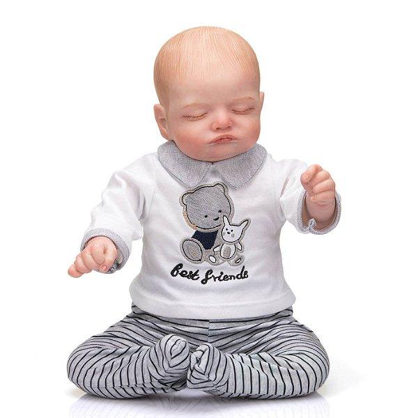 Bebê RebornBebê Reborn Tadeu