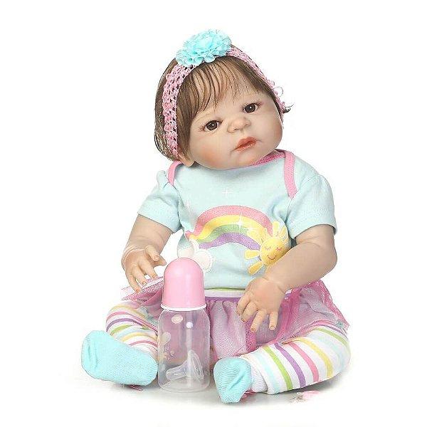Bebê Reborn Clarilu