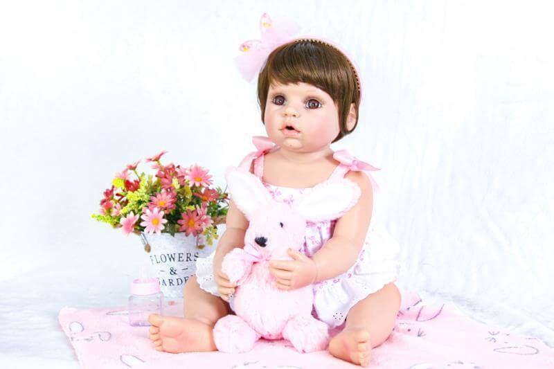 Bebê Reborn Giovanna