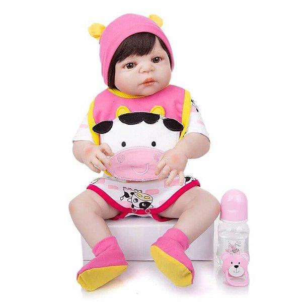 Bebê Reborn Mika