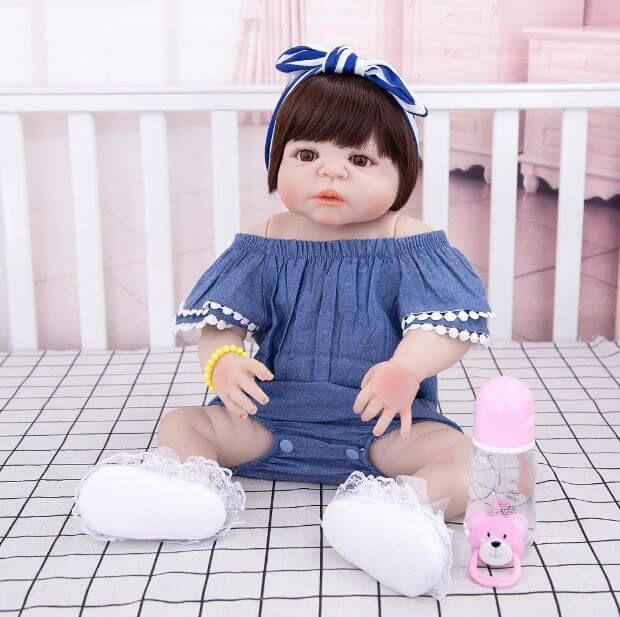 Bebê Reborn Aurora