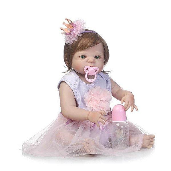 Bebê Reborn Samanta