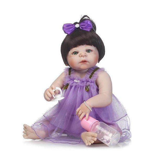 Bebê Reborn Gabrielly