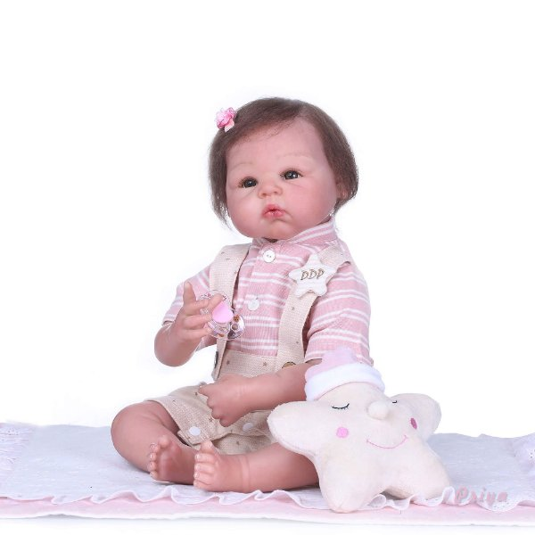 Bebê Reborn Priya  Hiper Realista