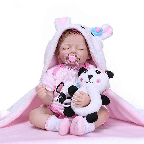 Bebê Reborn Mirela