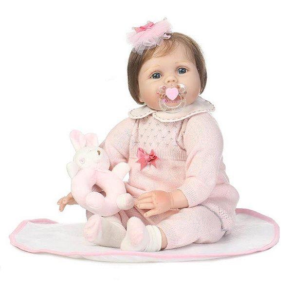 Bebê Reborn Milena
