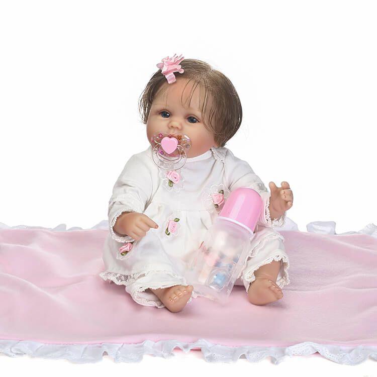 Bebê Reborn Carolaine