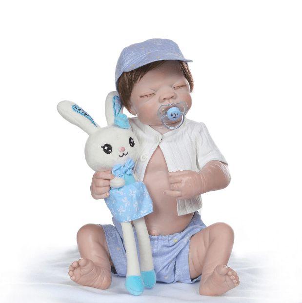 Bebê Reborn Mikael