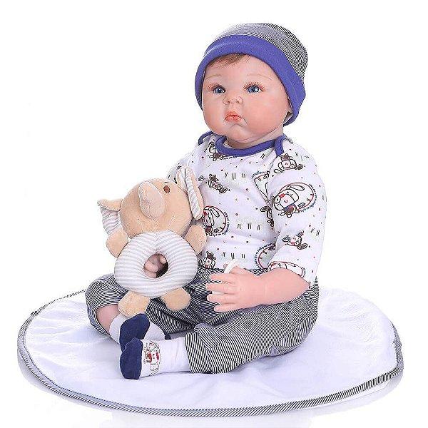 Bebê Reborn Milo