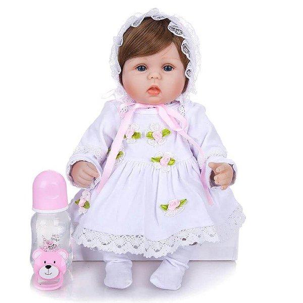 Bebê Reborn Carolina