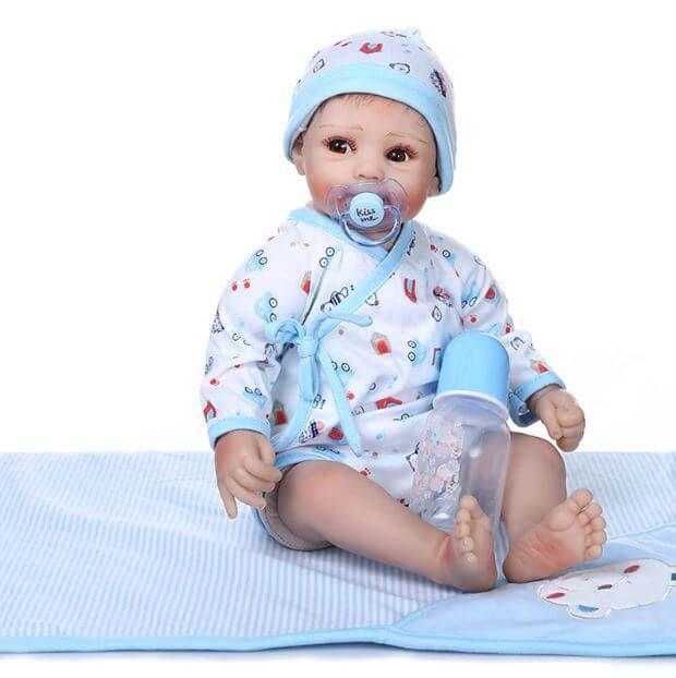 Bebê Reborn Saulo