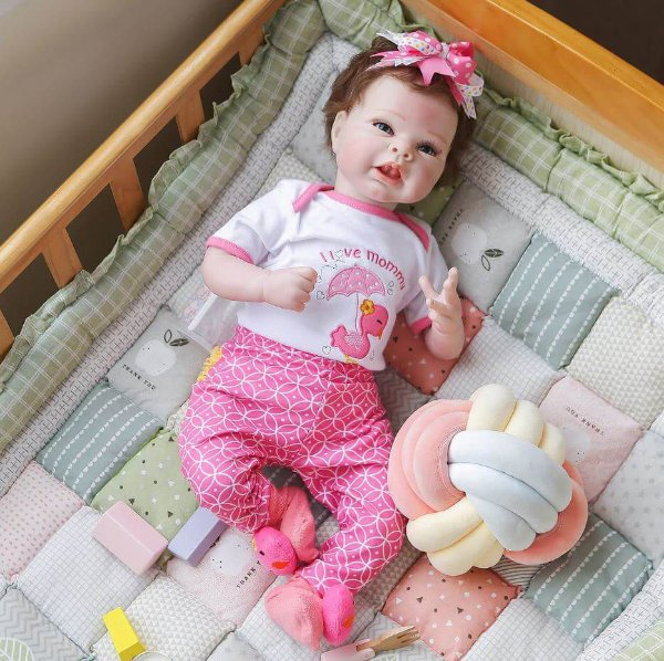 Bebê Reborn Celina