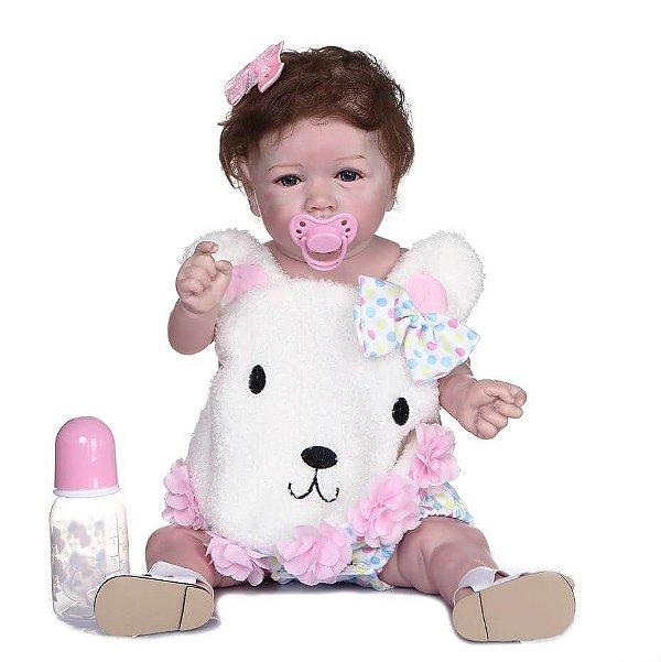 Bebê Reborn Fiorella