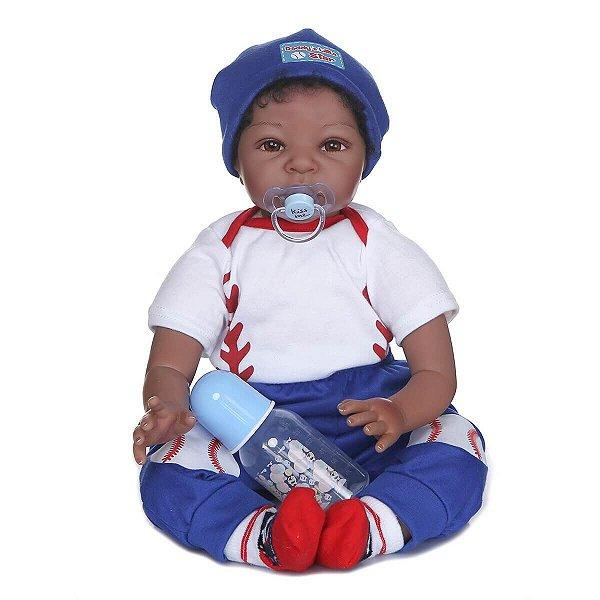 Bebê Reborn Guilherme