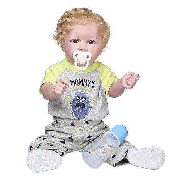 Bebe Reborn Daniel