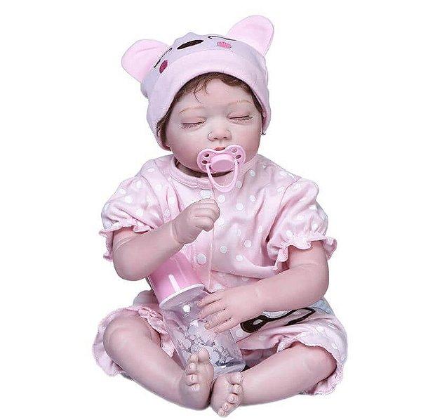 Bebê Reborn Drica