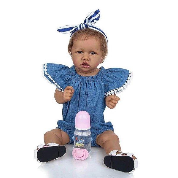 Bebê Reborn Emília