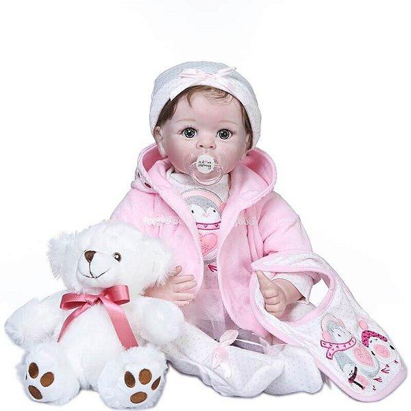 Bebê Reborn Paige