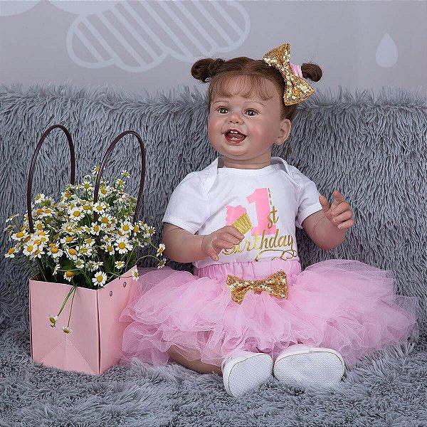 Bebê Reborn Amara