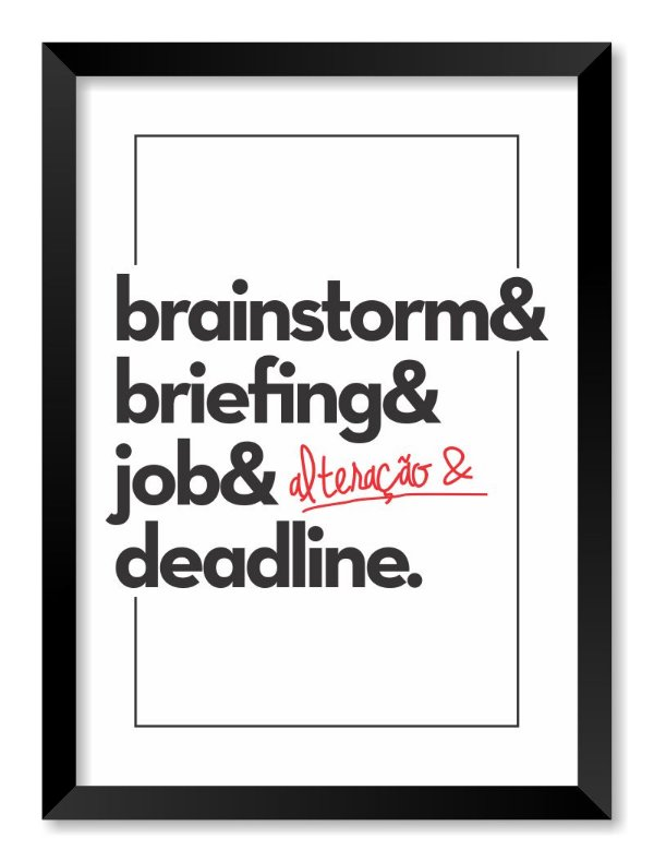 Quadro Brainstorm