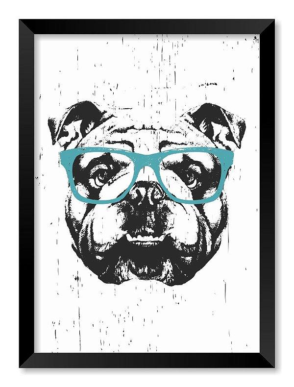 Quadro Bulldog Alemão