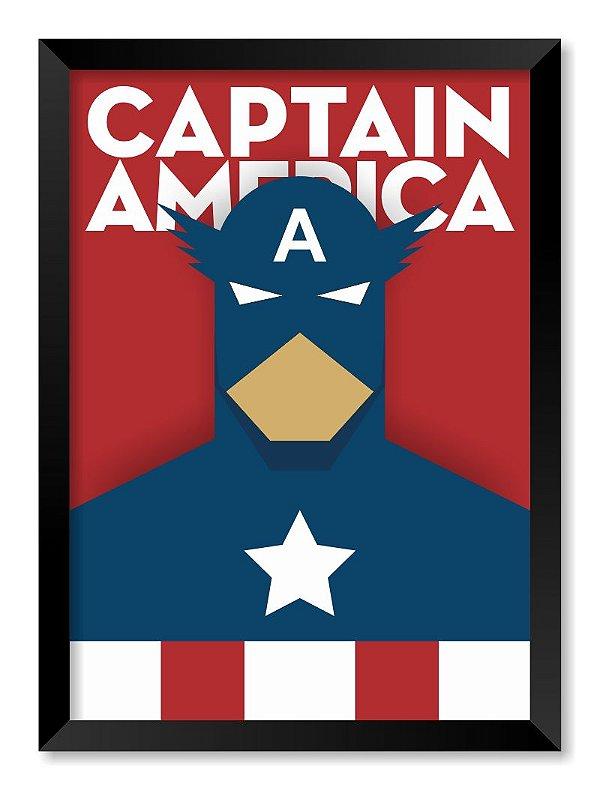 Quadro Captain America