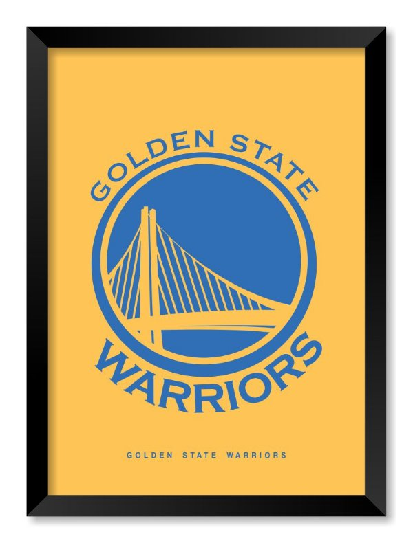 Quadro Golden State Warriors