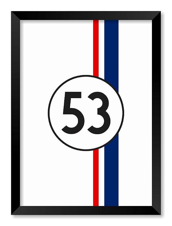 Quadro Herbie 53