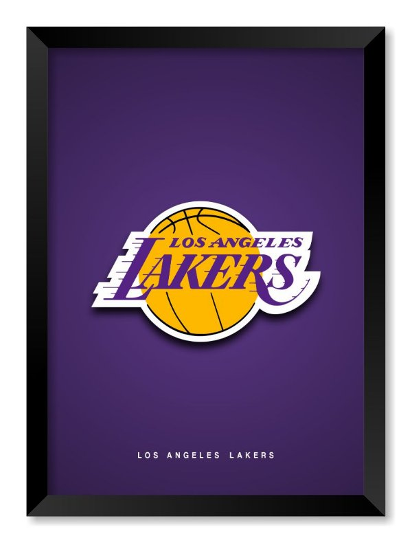 Quadro Los Angeles Lakers