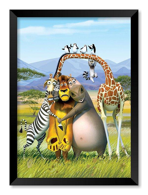 Quadro Madagascar